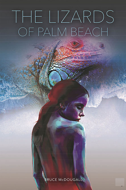 The Lizard of Palm Beach Cover